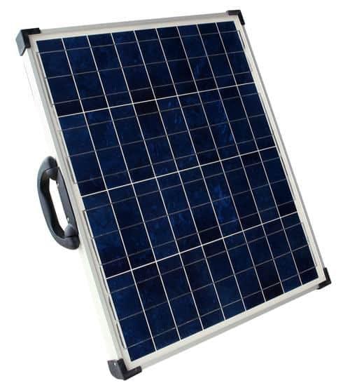 Solarland SLCK-040-12USB 40W 12V Portable Solar Charging Kit