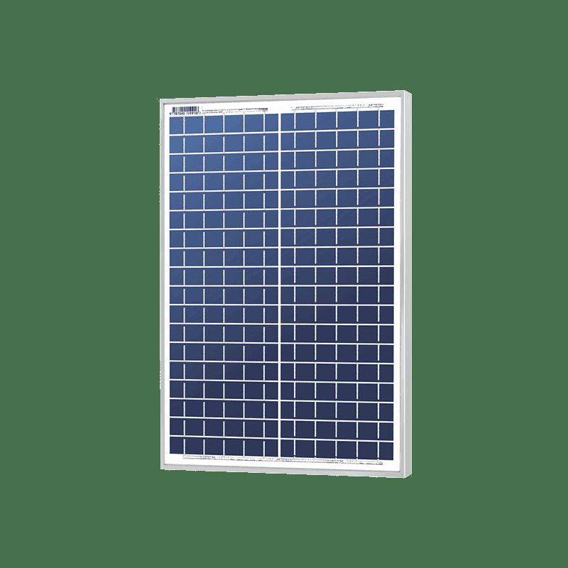Solarland SLP020-12U Silver Poly 12 Volt Solar Panel