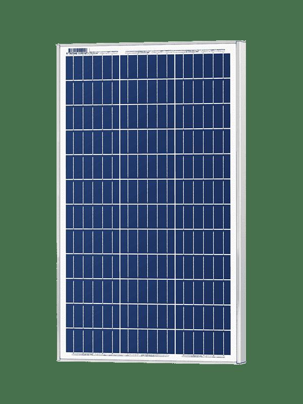 Solarland SLP060-12 C1D2 Silver Poly 12 Volt Solar Panel
