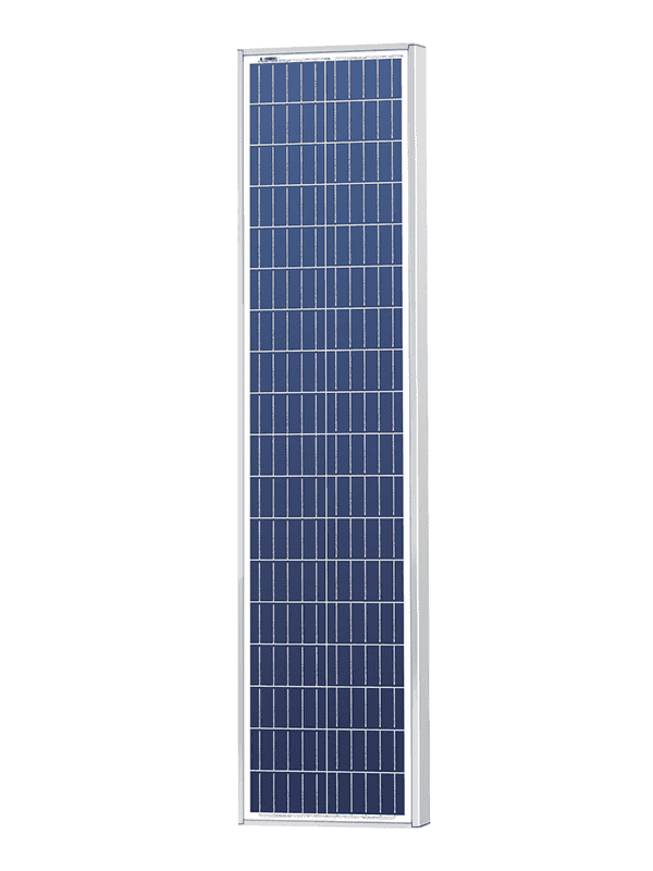 Solarland SLP070-12M Silver Poly 12 Volt Solar Panel