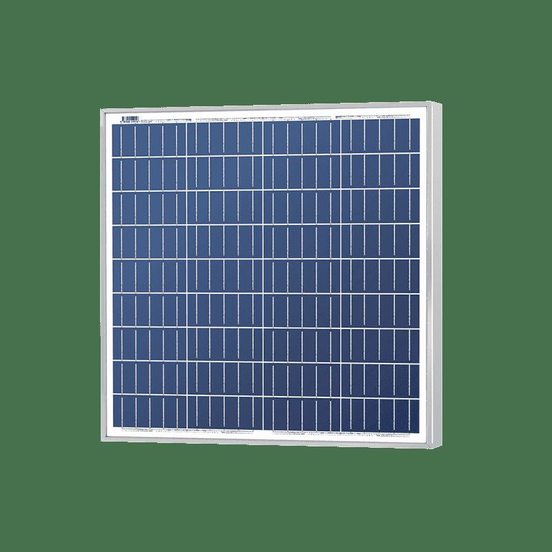 Solarland SLP070-12U Silver Poly 12 Volt Solar Panel