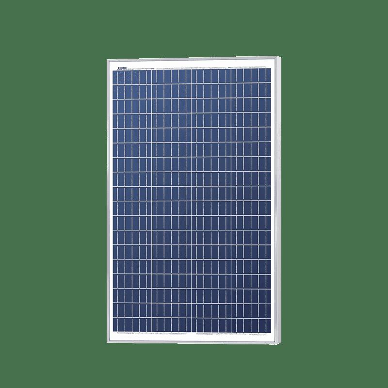 Solarland SLP090-24U Silver Poly 24 Volt Solar Panel
