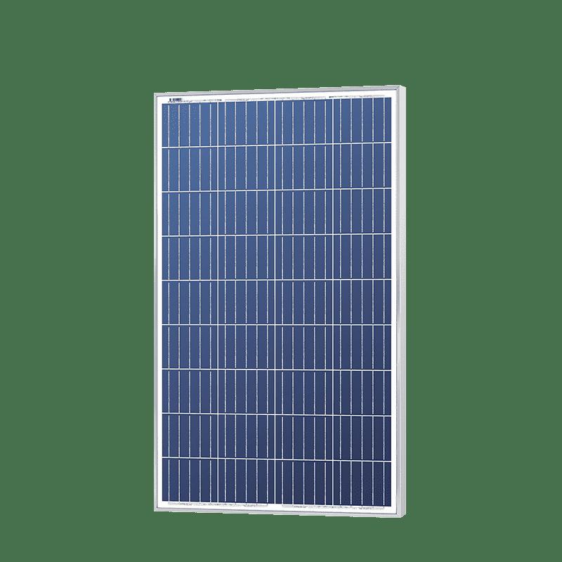 Solarland SLP100-12U Silver Poly Solar Panel