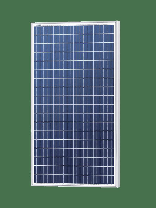 Solarland SLP120-12U Silver Poly 12 Volt Solar Panel