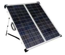 Solarland SLP120F-12S 120W 12V Portable Solar Charging Kit - Foldable