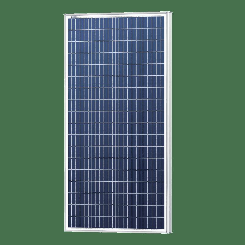 Solarland SLP140-24 C1D2 Silver Poly 24 Volt Solar Panel
