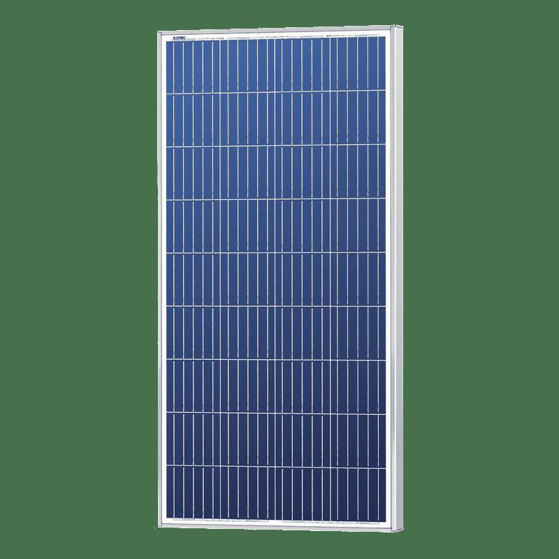 Solarland SLP150-12 C1D2 Silver Poly 12 Volt Solar Panel