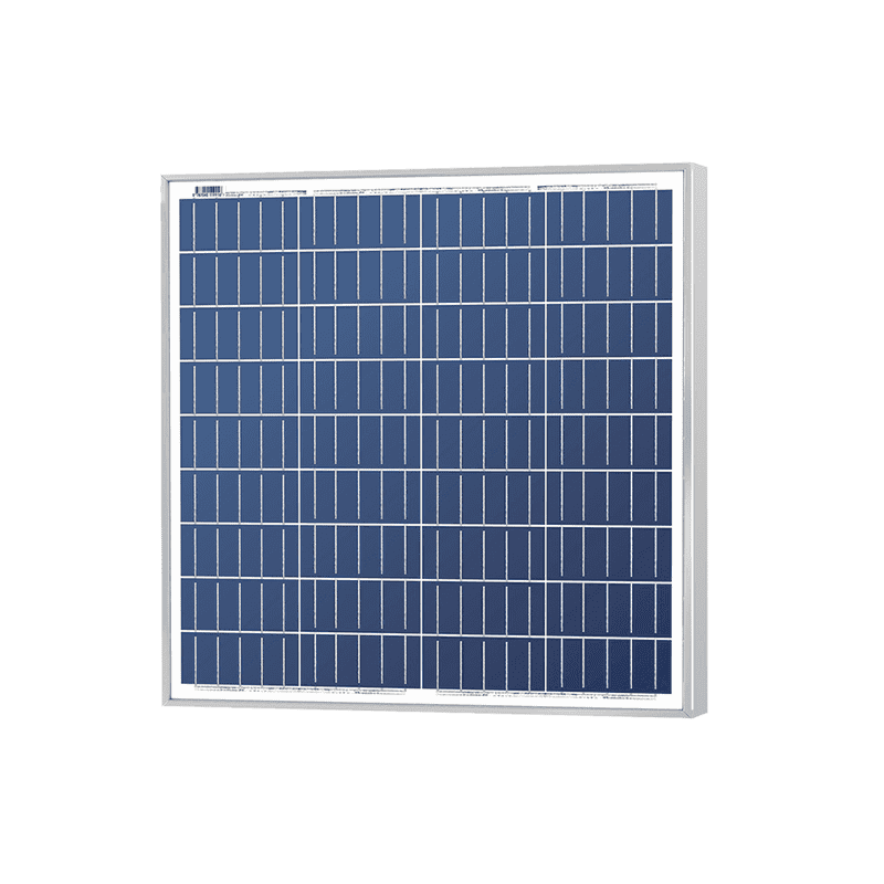 Solarland SLP060-12U 60 Silver Poly 12 Volt Solar Panel
