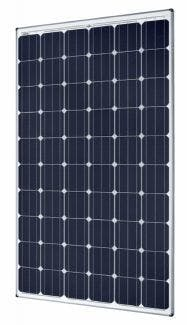 SolarWorld SW285 Plus Silver Mono Solar Panel