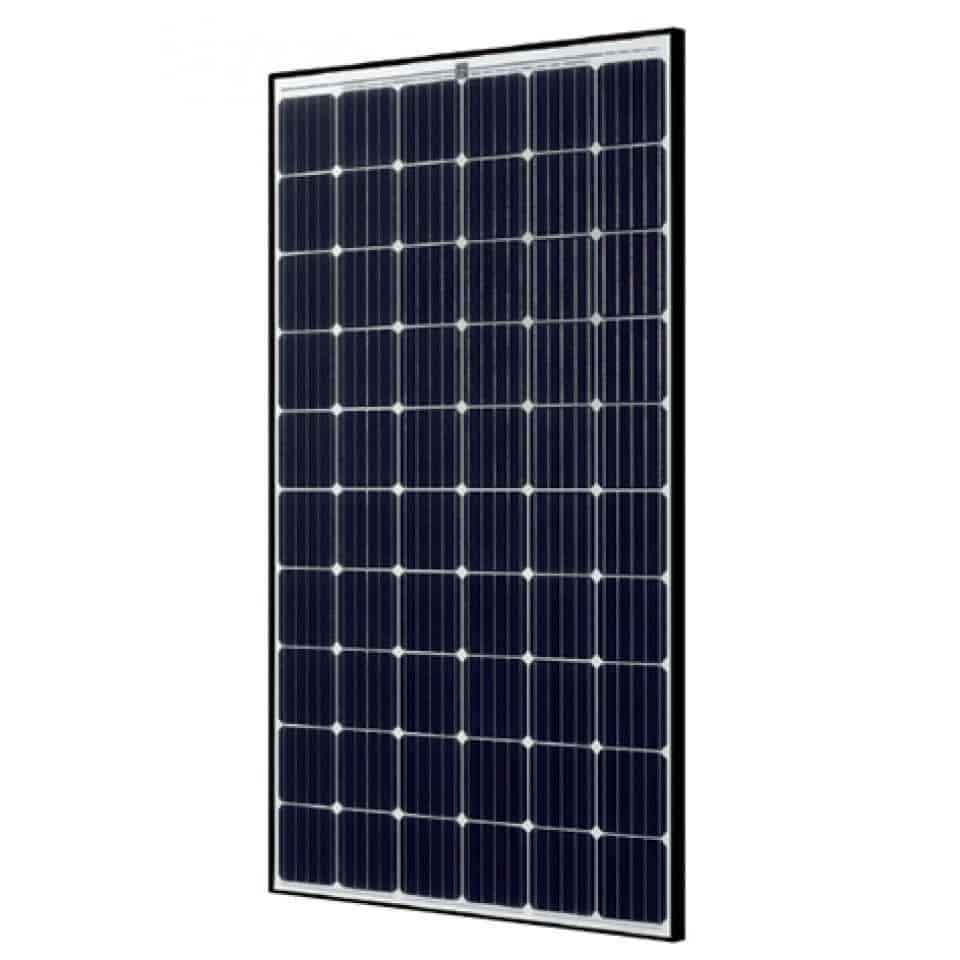 SolarWorld SW295 Plus Black 5BB Mono Solar Panel