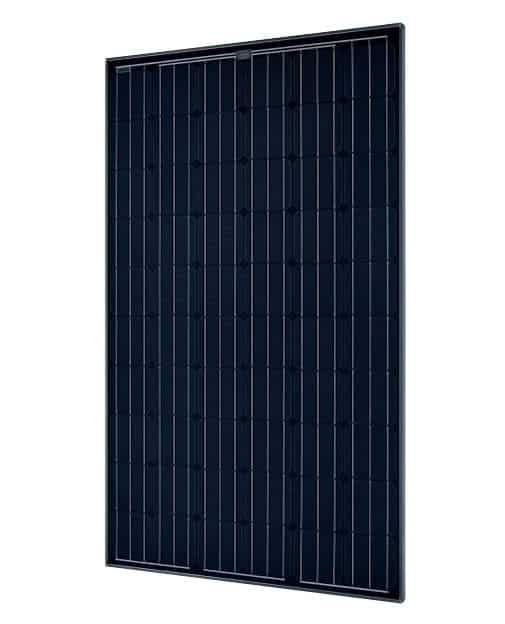 SolarWorld SWA 285 Plus Black Mono Solar Panel
