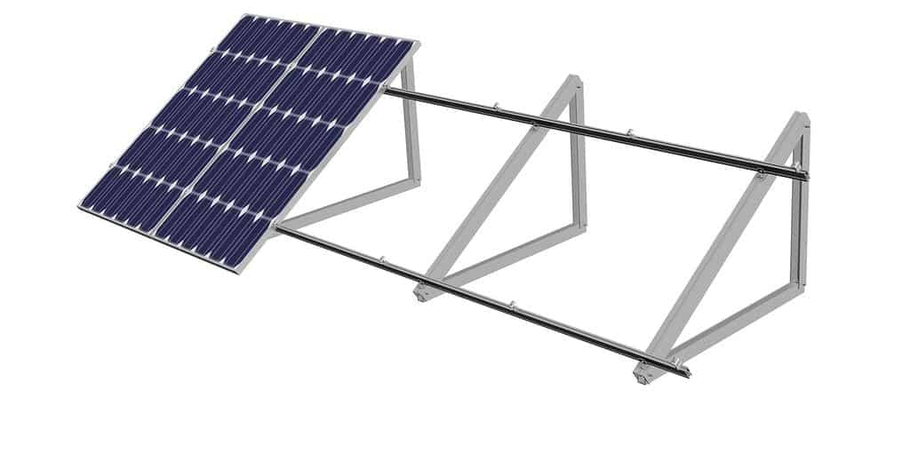 Solar Panel Racking For Roof And Ground Mount Solar