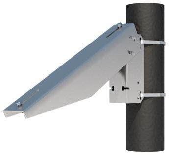 Tamarack Solar Products Inc. UNI-SA/21.5 Side of Pole Mount - Single Arm