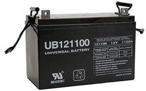 UPG UB-121100 (Group 30H)  Battery