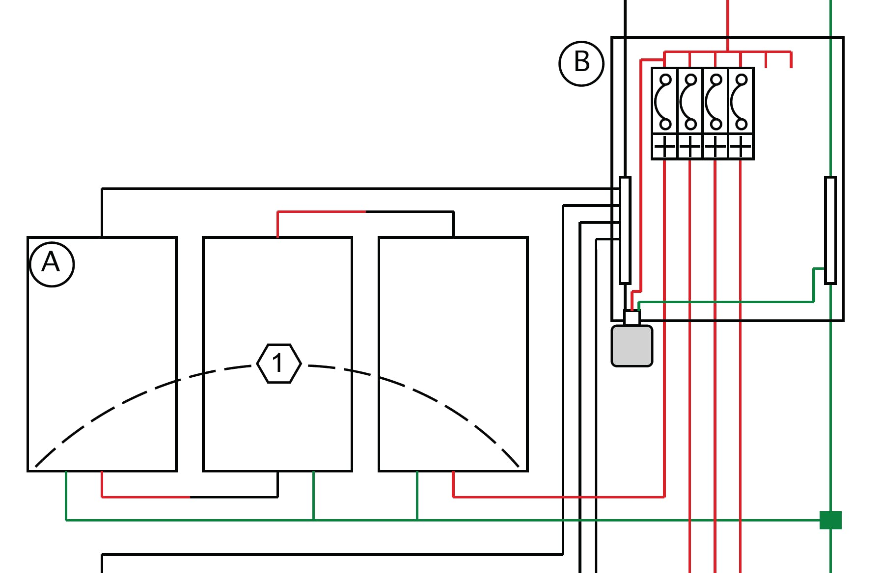 How To Read Electrical Wiring Diagram from images.unboundsolar.com