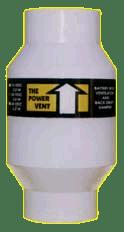 Zephyr Power Vent 12V Battery Fan